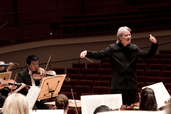 Carl St.Clair leading Pacific Symphony in rehearsal.jpg