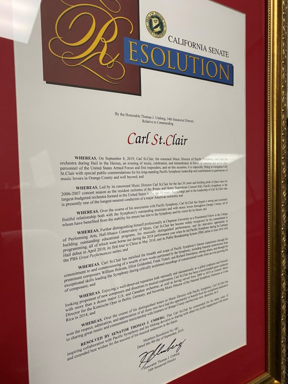 Resolution for CSC