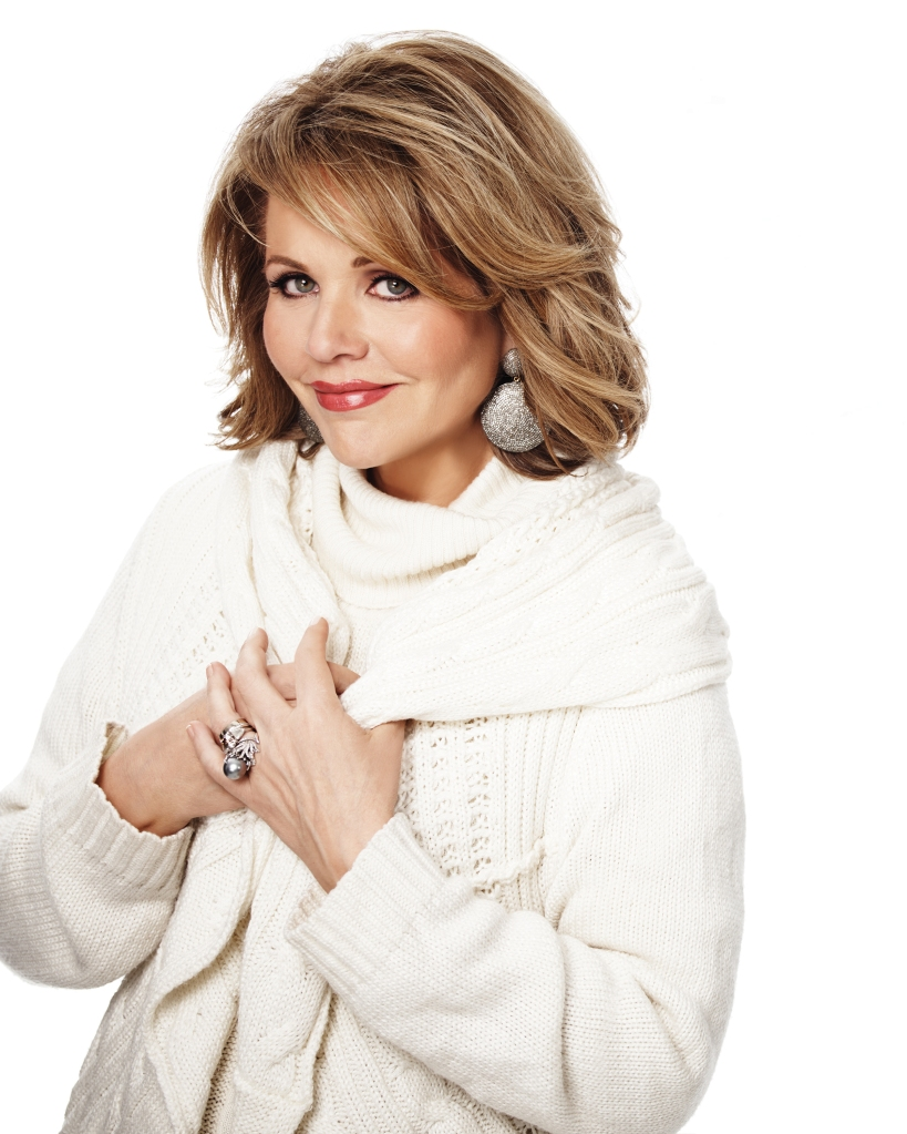 A picture of soprano and arts/health advocate Renée Fleming.